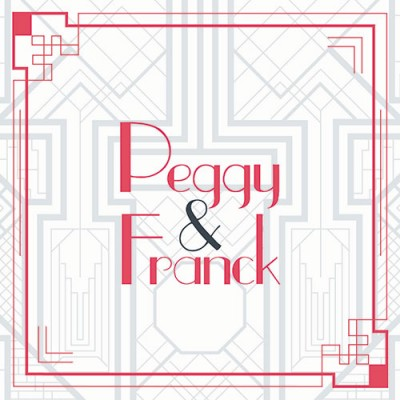 Faire part de Mariage Peggy et Franck