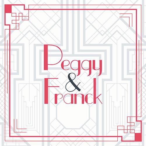 Faire part de Mariage Peggy et Franck -Mw communication - Graphiste Webmaster Montauban Toulouse