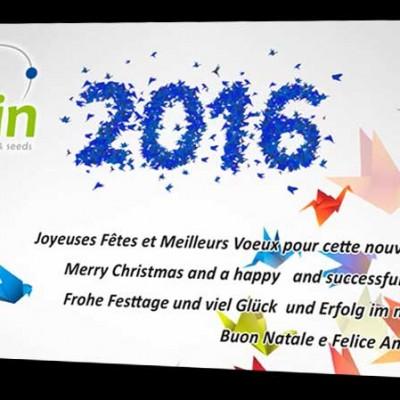 Carte de voeux 2016 Id grain
