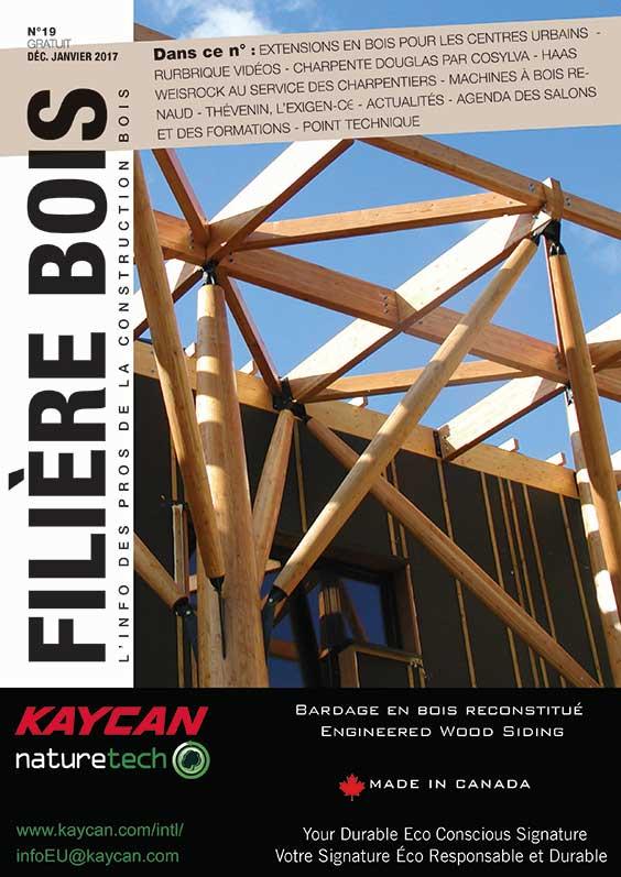 Magazine Filière bois 19 - MW communication