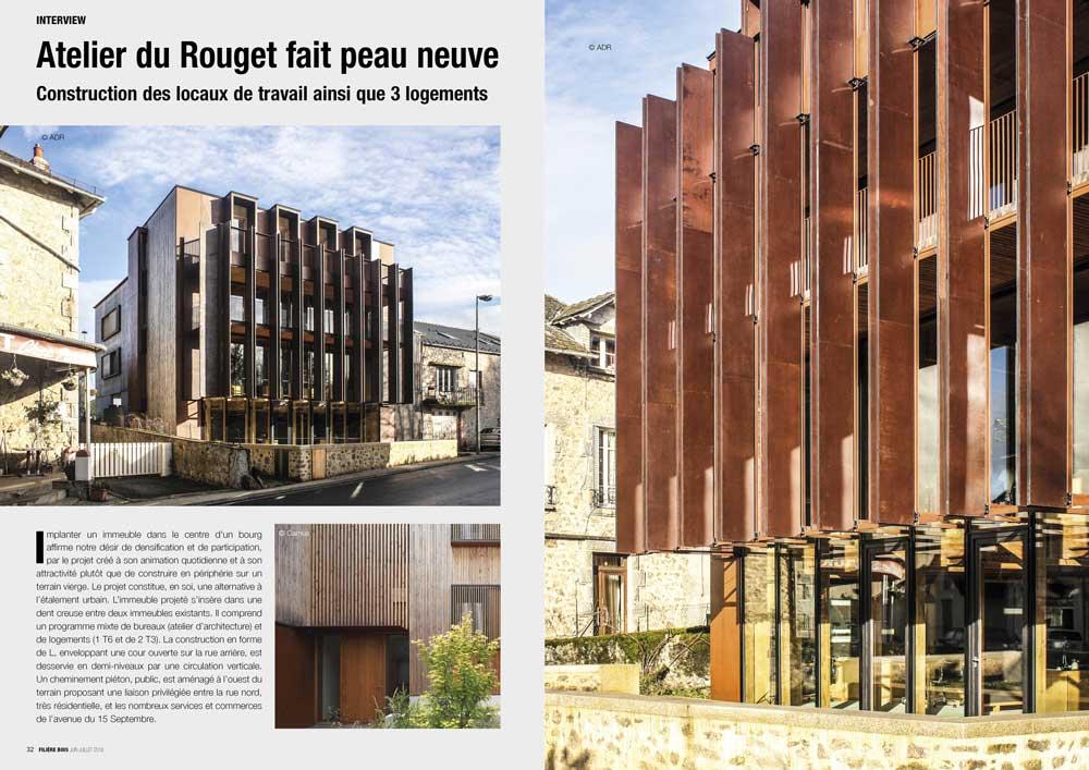 Filière Bois n°28- Mw communication - Graphiste Webmaster Montauban Toulouse
