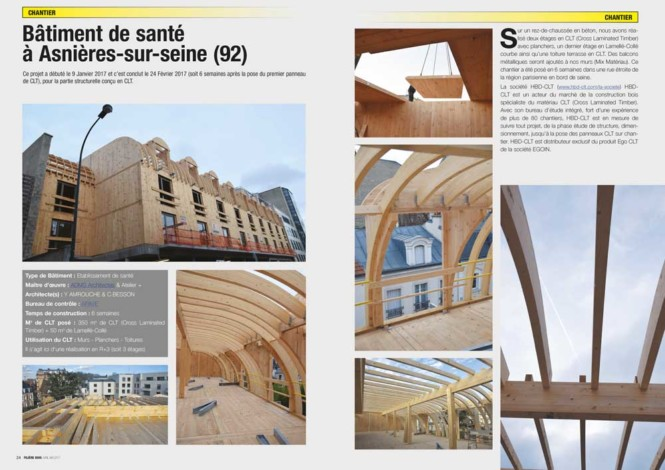 Filière Bois n°21- Mw communication - Graphiste Webmaster Montauban Toulouse