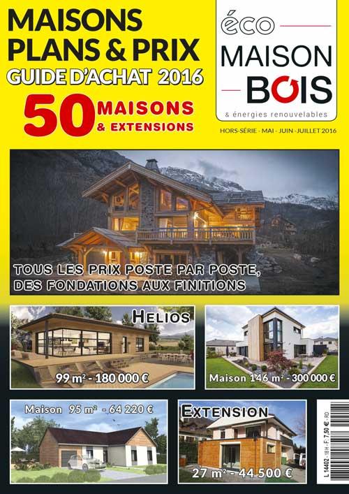 Eco maison Bois hors série n°18- Mw communication - Graphiste Webmaster Montauban Toulouse