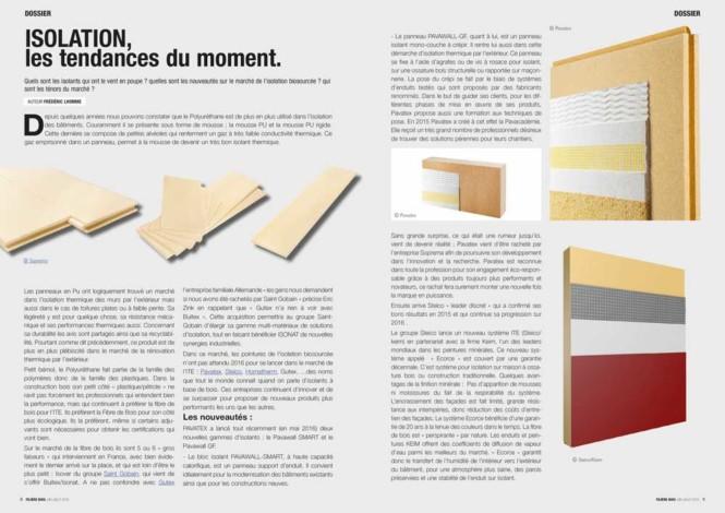 Filière Bois n°16- Mw communication - Graphiste Webmaster Montauban Toulouse