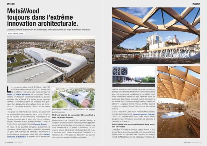 Filière Bois n°18- Mw communication - Graphiste Webmaster Montauban Toulouse