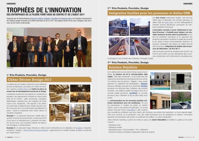 Filière Bois n°23- Mw communication - Graphiste Webmaster Montauban Toulouse