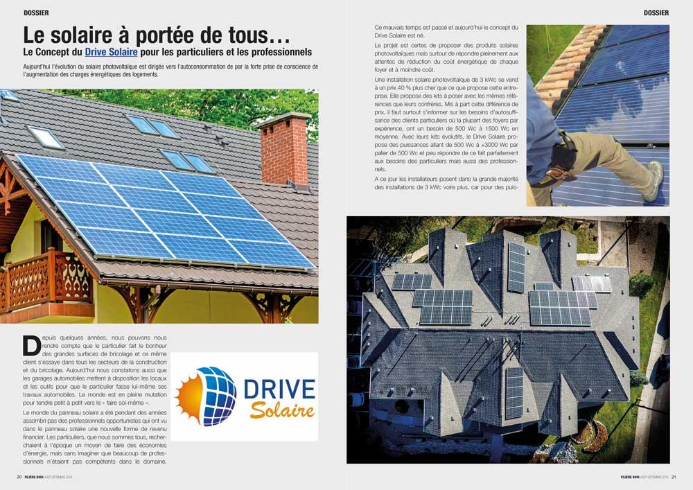Filière Bois n°29- Mw communication - Graphiste Webmaster Montauban Toulouse