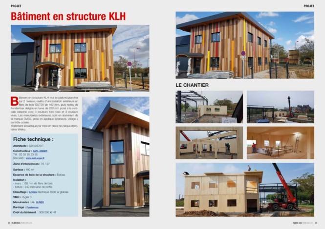 Filière Bois n°32- Mw communication - Graphiste Webmaster Montauban Toulouse