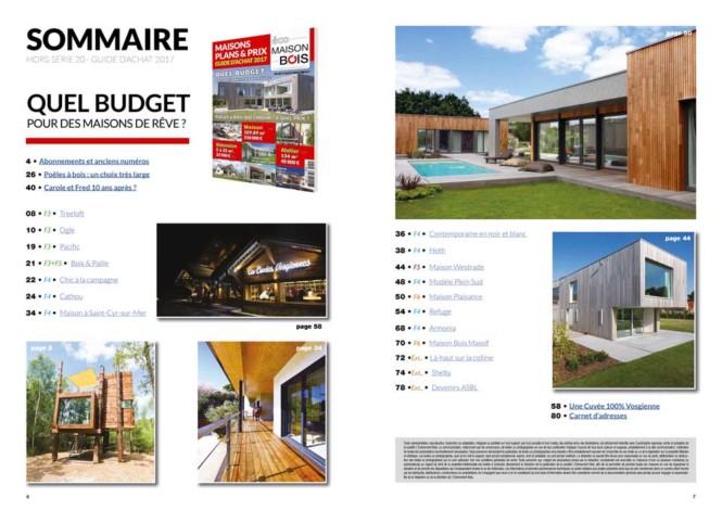 Eco maison Bois hors série n°20- Mw communication - Graphiste Webmaster Montauban Toulouse