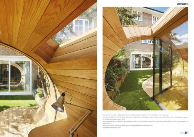 Ecomaison Bois n°39- Mw communication - Graphiste Webmaster Montauban Toulouse