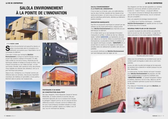 Filière Bois n°13- Mw communication - Graphiste Webmaster Montauban Toulouse
