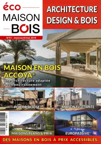 Eco maison Bois N°51- Mw communication - Graphiste Webmaster Montauban Toulouse