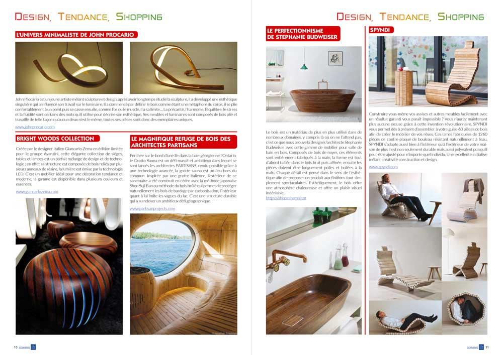 Ecomaison Bois n°41- Mw communication - Graphiste Webmaster Montauban Toulouse