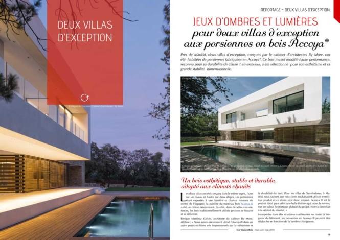 Eco maison Bois N°47- Mw communication - Graphiste Webmaster Montauban Toulouse