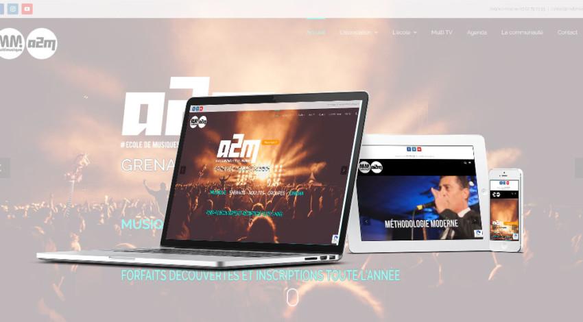 Multimusique - Mw communication - Webmaster Montauban Toulouse